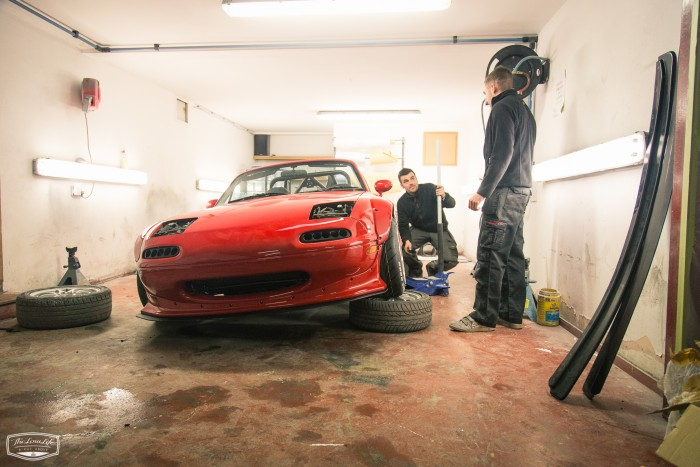 Part 6: The Rick's Car Care Rocket Bunny MX5