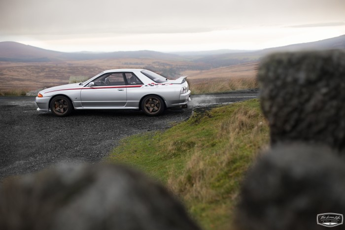 Livin' The Dream: Jamie's R32 GT-R